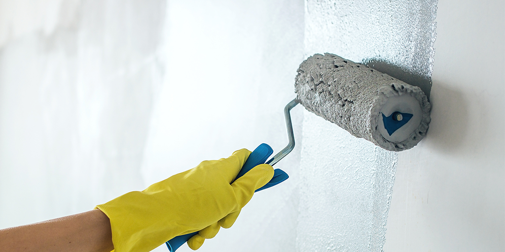Proper conditions for wall painting